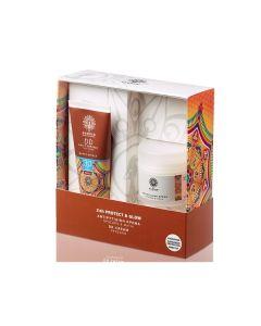 Garden DD Daily Defense Face Cream Matte Effect SPF30 50 ml & Antiwrinkle Cream Face Eyes 50 ml