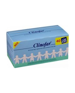 Clinofar 40 amp x 5 ml + 20 free