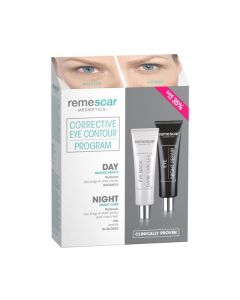 Remescar Corrective Eye Contour Program Bags Dark Circles cream 8 ml & Night Repair cream 8 ml