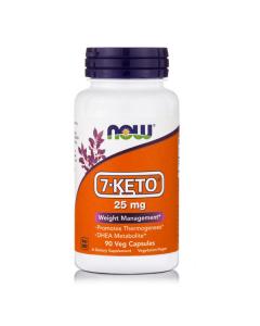 Now 7-Keto 25 mg (DHEA) 90 Vcaps