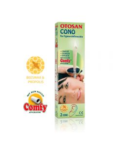 Otosan Κώνοι καθαρισμού αυτιών