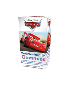 Skan Medical Disney Cars Multivitamin 60 gummies