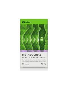 Agan Metabolin-2 Metabolic Hormone Control 60 veg caps