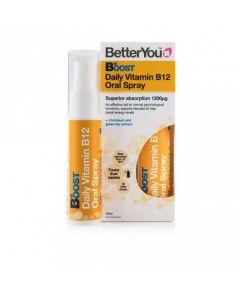 BetterYou Boost B12 oral spray 25 ml