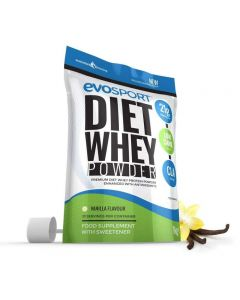 Evolution Slimming EvoSport Diet Whey Protein Vanilla Flavour 908 gr