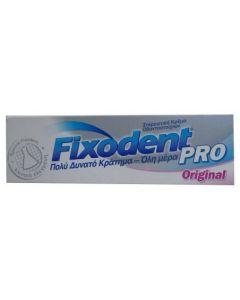 Fixodent Pro Original Στερεωτική κρέμα οδοντοστοιχιών 47gr