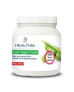 Healthia Super Veggie Protein 500 gr