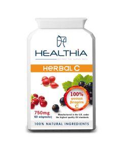 Healthia Herbal C 750 mg 60 caps