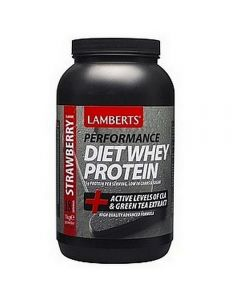 Lamberts Diet Whey Protein strawberry 1000 gr