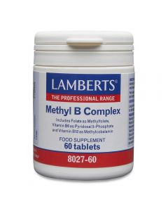 Lamberts Methyl B Complex 60 tabs