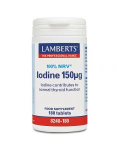 Lamberts Iodine 150 mcg 180 tabs