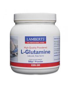 Lamberts L-Glutamine powder 500 gr
