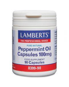 Lamberts Peppermint Oil 100 mg 90 caps