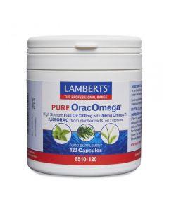 Lamberts Pure Orac Omega 120 caps