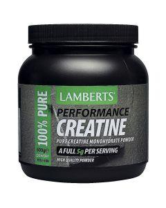 Lamberts Creatine Powder 500 gr