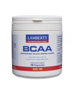 Lamberts BCAA Branch Chain Amino Acids 180 caps