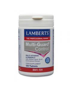 Lamberts Multi Guard Control 120 tabs
