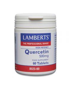 Lamberts Quercetin 500 mg 60 tabs