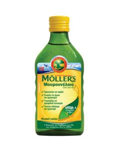 Moller's Cod Liver Oil Natural 250 ml