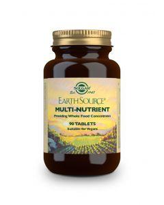 Solgar Earth Source Multi Nutrient 90 tabs