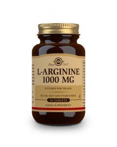Solgar L-Arginine 1000 mg 90 tabs
