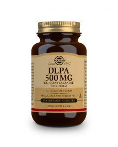Solgar DLPA DL-Phenylalanine 500 mg 50 veg.caps