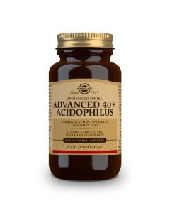 Solgar Advanced 40+ Acidophilus 60 veg.caps