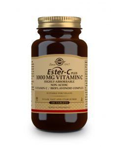 Solgar Ester-C plus 1000 mg Vitamin C/Bioflavonoid Complex 180 tabs