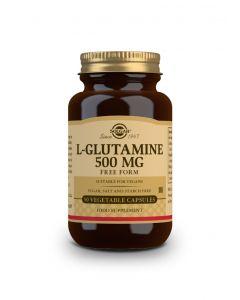 Solgar L-Glutamine 500 mg 50 veg.caps