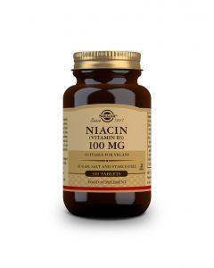 Solgar Niacin (B3) 100 mg 100 veg.caps