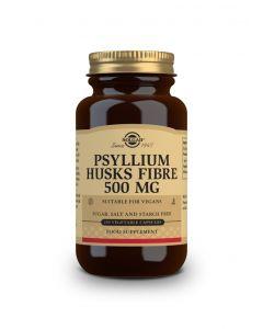 Solgar Psyllium Husk Fibre 500 mg 200 veg.caps