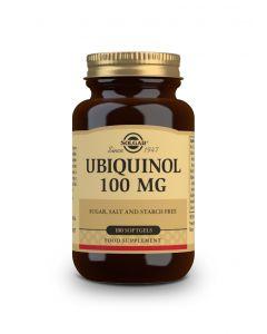 Solgar Ubiquinol 100 mg 50 softgels