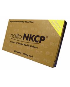 Natto NKCP 125 mg 60 tabs