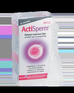 Intermed Actisperm 6 vaginal applicator tubes