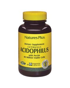Nature's Plus Acidophilus with Pectin 90 veg.caps