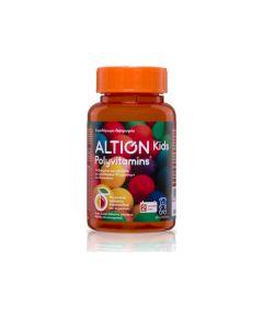 Altion Kids Polyvitamins 60 gummies cherry orange
