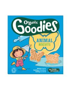Organix Goodies farm Animal Biscuits 100 gr