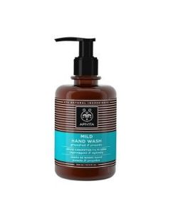 Apivita Mild Hand Wash grapefuit & propolis 300 ml