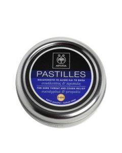 Apivita Pastilles Eucalyptus & propolis 45 gr