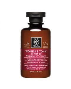 Apivita Hair Care Shampoo Women's Tonic Hippophae TC & laurel 250 ml