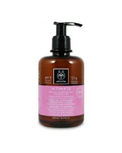Apivita Intimate Daily cleansing gel chamomile & propolis 300 ml