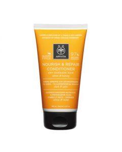 Apivita Hair Care Nourish & Repair Conditioner dry hair olive & honey 150 ml