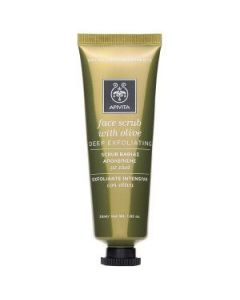 Apivita Face scrub Olive Deep exfoliating 50 ml