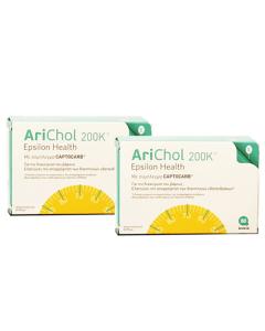 Epsilon Health Arichol 200K 60 tabs 1+1