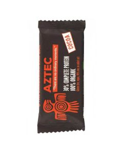 Barbarian Foods Aztec Organic Protein Bar Cocoa 50 gr