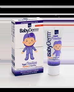 Intermed Babyderm Liquid Powder 75 ml
