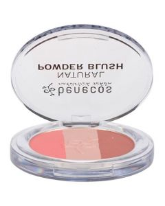 Benecos Natural Powder Blush Trio Fall in Love 5.5 gr