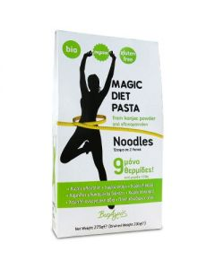 Bio-Agros Magic Diet Pasta Noodles 275 gr