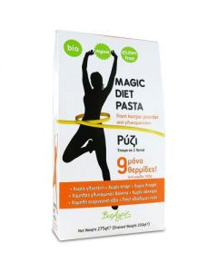 Bio-Agros Magic Diet Pasta Rice 275 gr