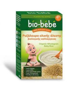 Bio Bebe Ρυζάλευρο ολικής άλεσης 200 gr